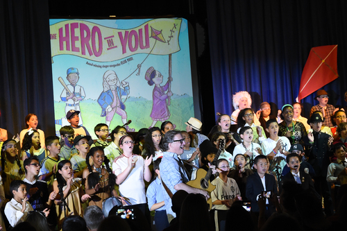 The Hero In You Musical