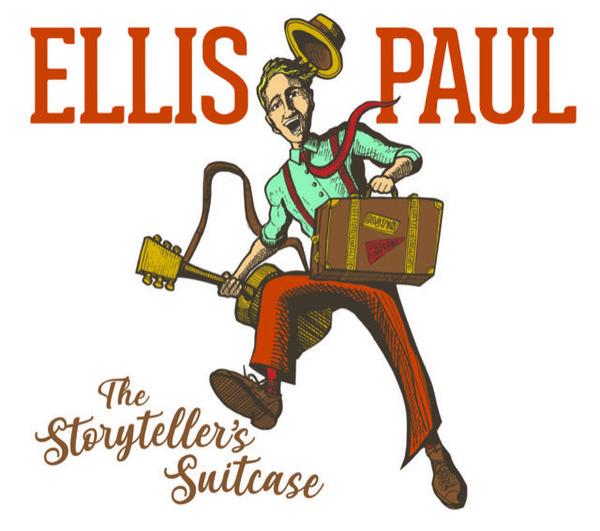 Ellis Paul Bio - The Storyteller039s Suitcase LONG