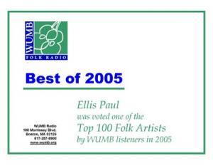 WUMB Best of 2005