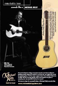 Ellis Paul amp Michael Kelly Guitars