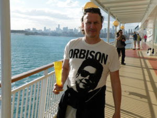 Aug 13 2015 Live album Mexican cruise Holiday book