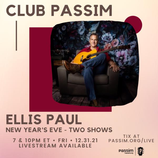 Ellis Paulrsquos Annual New Yearrsquos Eve shows nbsp