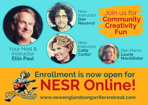 The New England Songwriters Retreat ONLINE nbsp