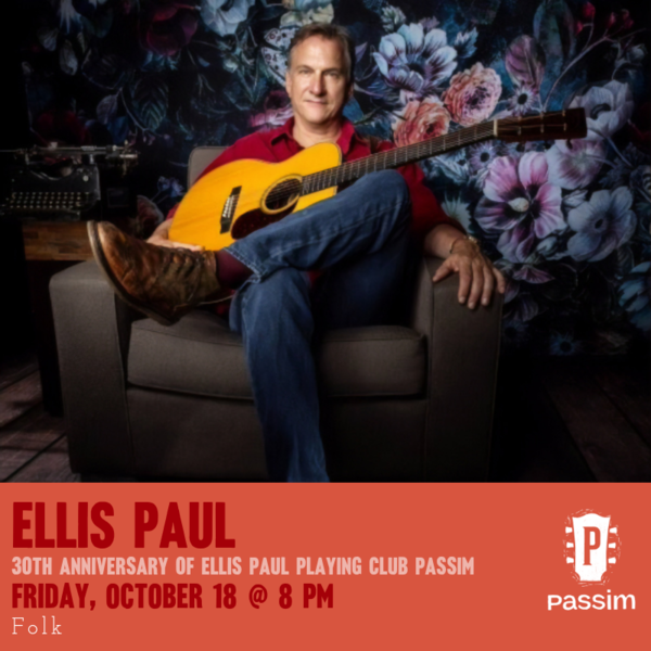 CELEBRATING 30 YEARS AT CLUB PASSIM