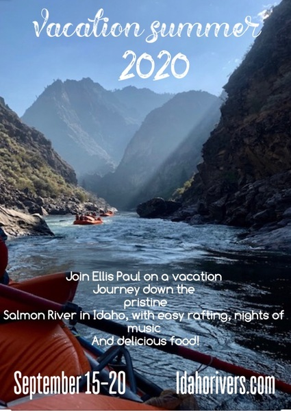 Rafting on the Salmon River