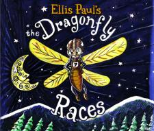 cover of Ellis Paul- The Dragonfly Races