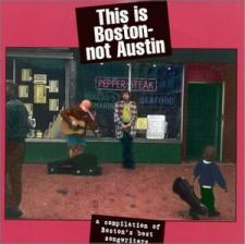 cover of This Is Boston, Not Austin Volume 1