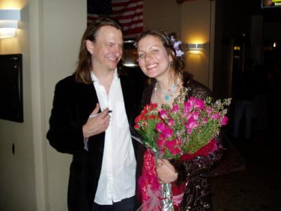 Ellis Paul and Antje Duvekot