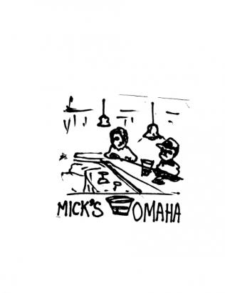 Mick's Music and Bar...Omaha