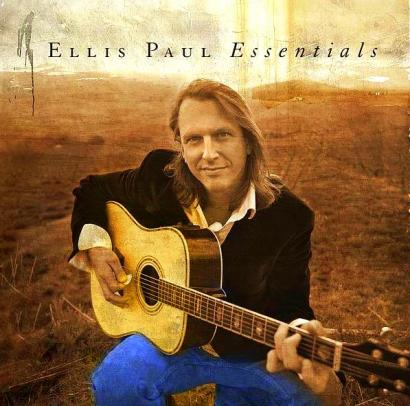 Ellis Paul Essentials CD cover