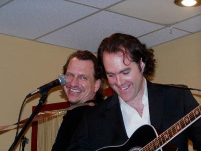 Ellis Paul and Flynn