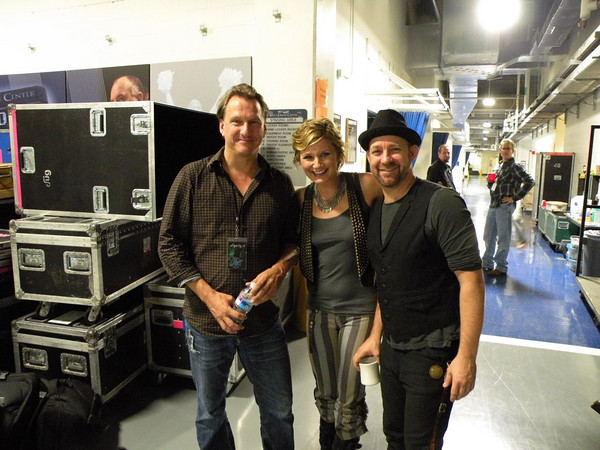 Ellis and Sugarland!