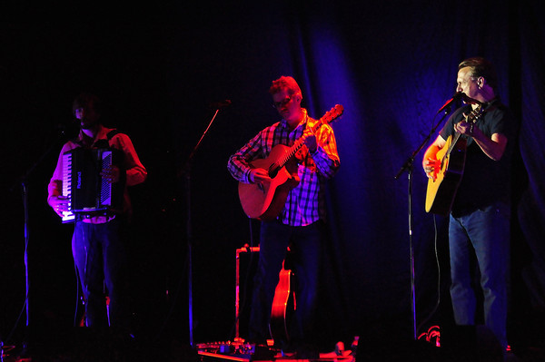 Ellis and Band at Meadowbrook Pavillion