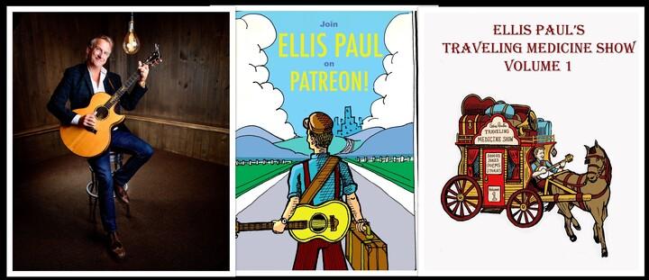 Ellis Paul039s Traveling Medicine Show Vol 1