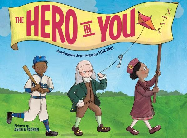 The Hero In You Book with CD