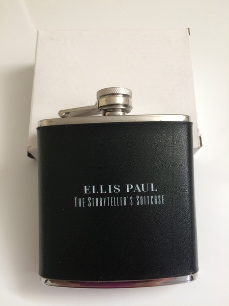 The Storyteller039s Suitcase flask