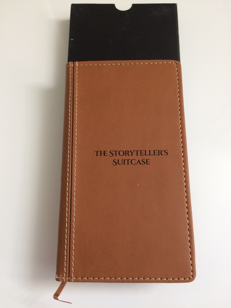 The Storyteller039s Suitcase journal