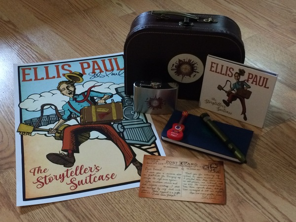 DELUXE VERSION The Storyteller039s Suitcase with SUITCASE