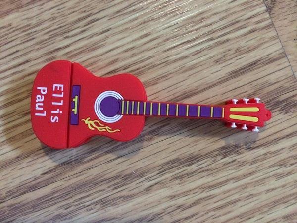 Ellis Paul 20album USB