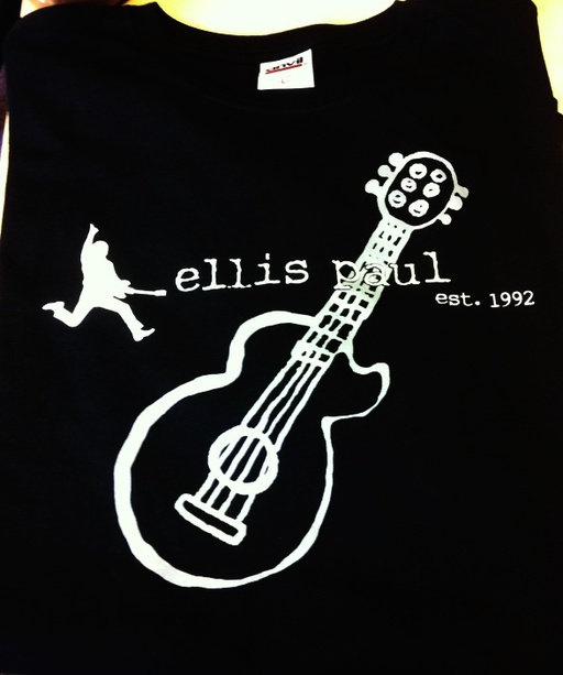 T-shirt Men039s Ellis Paul Black