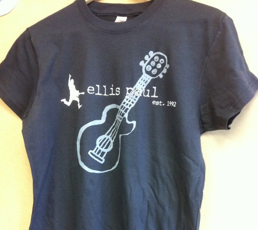 Tshirt Women039s Ellis Paul Grey